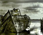 Good Hope, old wooden shipwreck - arive photography- www.arive.co.uk